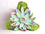 Превью цветы для одежды крючком (570x427, 227Kb)