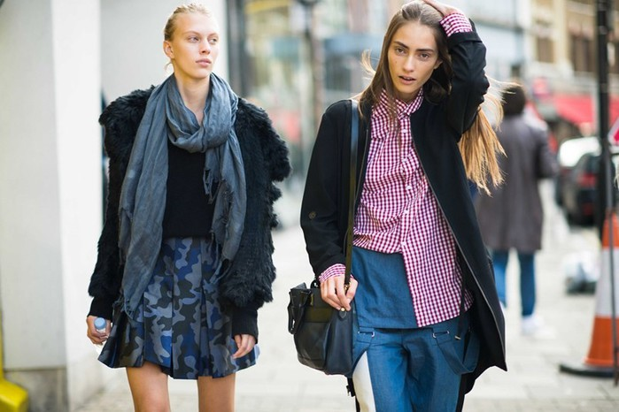 Модница   как улучшить собственный стиль!