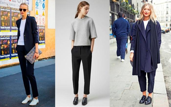 Туфли оксфорды в современной моде   женские оксфорды