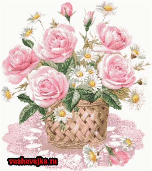 вышивка крестом цветы/1473857193_Tsvetuvkorz1 (500x563, 49Kb)