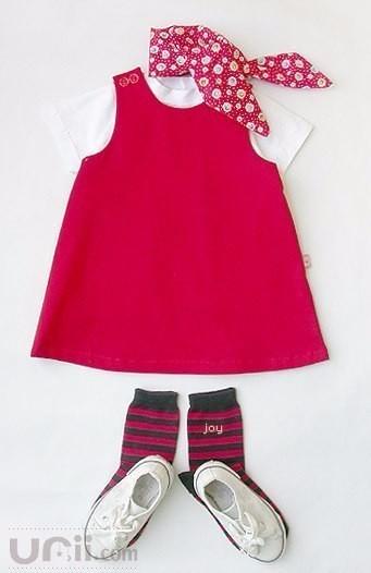 Платья для маленьких модниц (341x526, 117Kb)