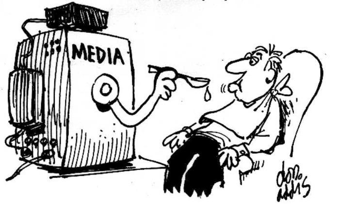Как манипулируют людьми СМИ