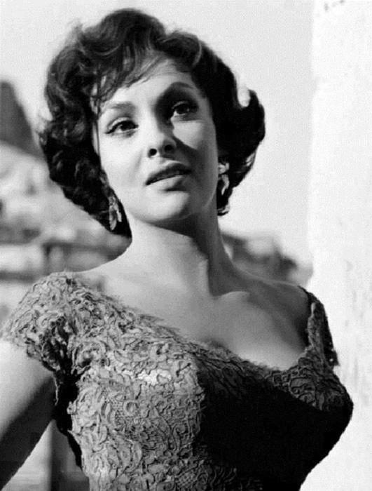 Джина Лоллобриджида   самая желанная актриса 1950 х годов