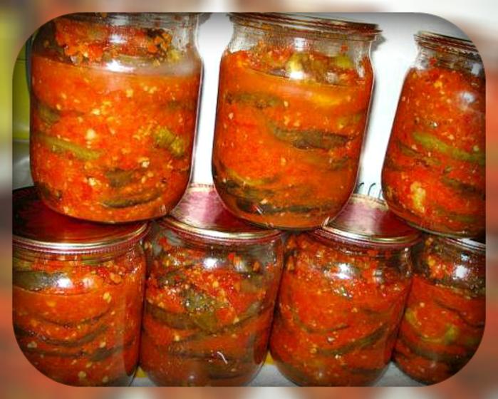 Аджика на зиму рецепты салаты