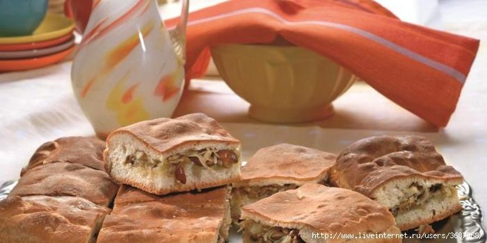 Пирог с капустой и грибами (700x350, 173Kb)