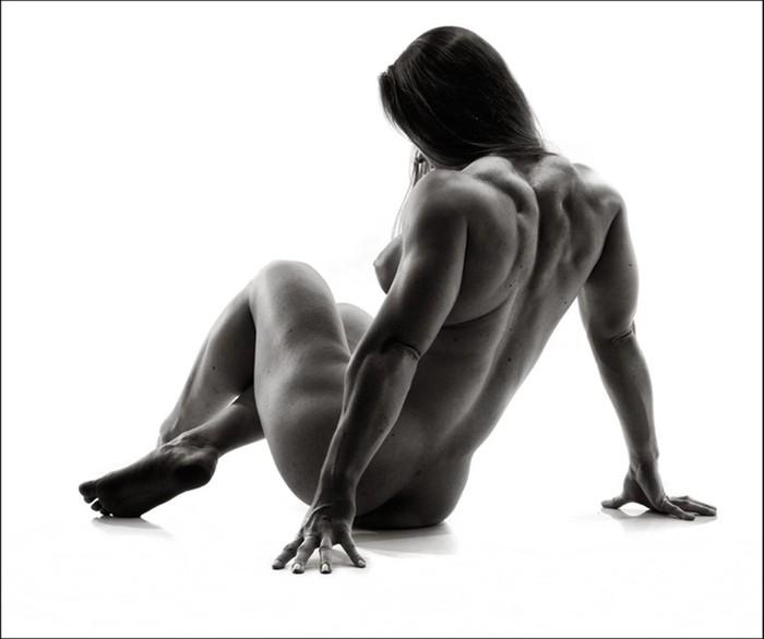 Красота сильных женщин от бразильского фотографа Андре Арруды