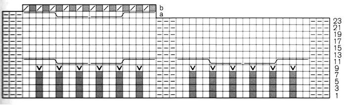 shema-vyazaniya-tuniki-spicami (700x213, 95Kb)