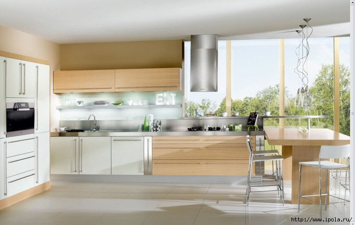 """alt=""""Современный дизайн кухни. Идеи по ремонту.""""/2835299__1_ (700x443, 158Kb)"""