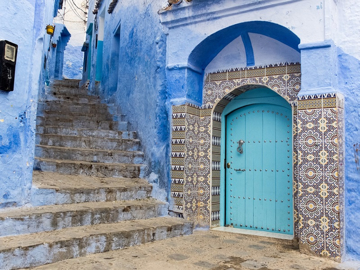 город Шефшауэн марокко 12 (700x525, 503Kb)