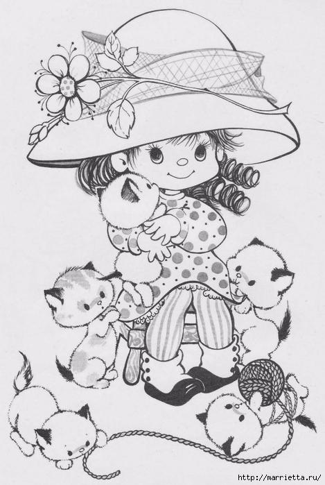 Детские подушки-куклы с росписью акриловыми красками (35) (469x700, 206Kb)