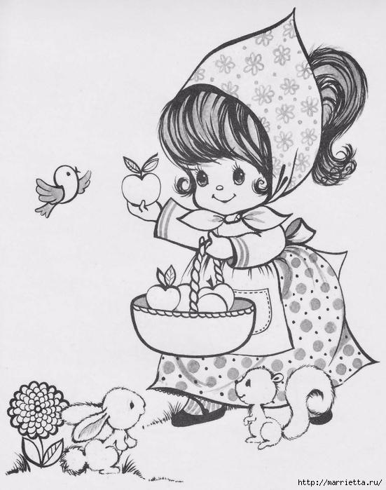 Детские подушки-куклы с росписью акриловыми красками (37) (551x700, 218Kb)