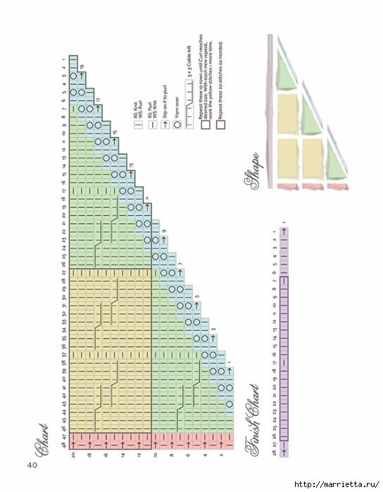 Вяжем спицами БАКТУС. Журнал со схемами (2) (544x700, 156Kb)