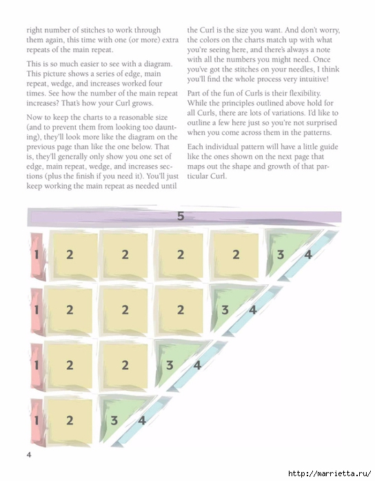 Вяжем спицами БАКТУС. Журнал со схемами (52) (544x700, 173Kb)