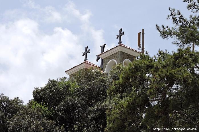 Кипр, монастырь Киккос, май 2016 (3) (700x466, 306Kb)
