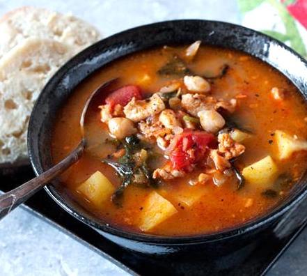 рэйчел рэй суп с кукурузой рецепт на русском языке