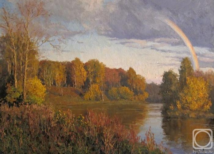 Осенняя радуга (700x502, 253Kb)