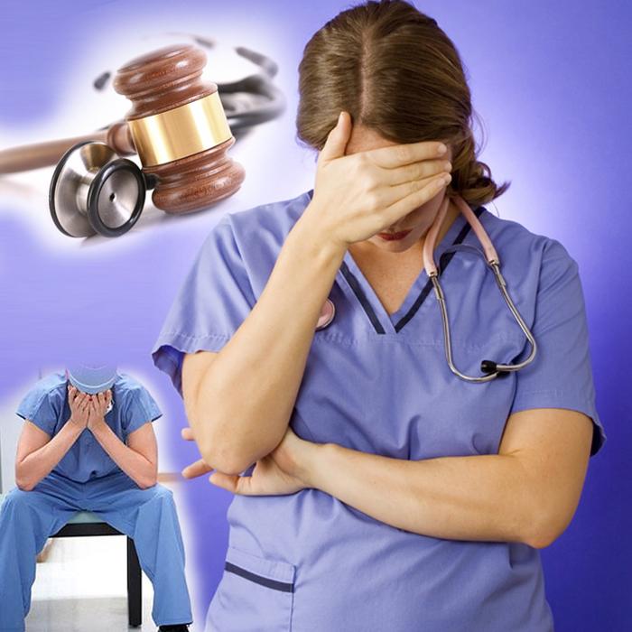 можешь Как наказать врача за лож в суде него