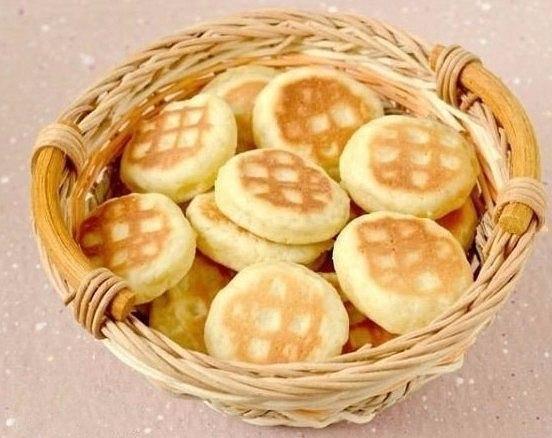 печенье на сковороде (552x438, 204Kb)