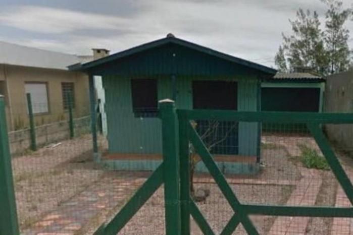 В Бразилии грабители не стали мелочиться и украли весь дом