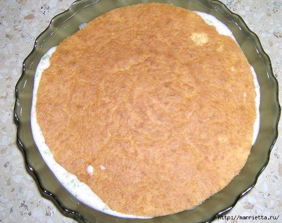 Фото рецепт торта Битое стекло (2) (554x438, 147Kb)