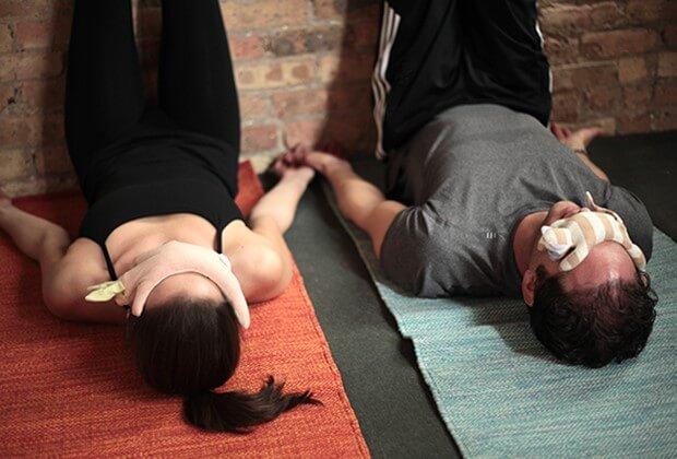 йога очищение организма до беременности