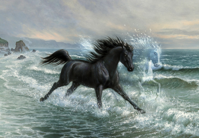 93396864_AH005B_The_Black_Stallion_and_the_Shapeshifter_Horse (699x485, 157Kb)