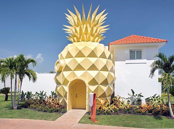 ����� Pineapple Villa � �����-���� 1 (700x518, 394Kb)