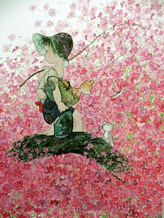 картины Nakajima Kiyoshi 5 (525x700, 598Kb)