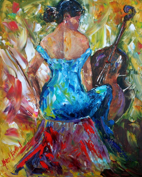 """Karen Tarlton - Tutt""""Art@ (45) (563x700, 554Kb)"""