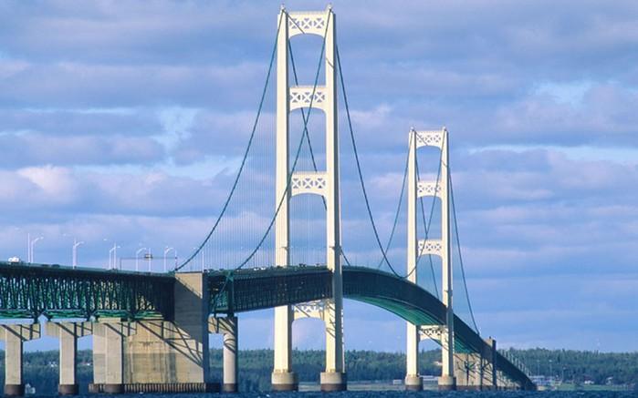 Самые страшные мосты в мире   фотографии