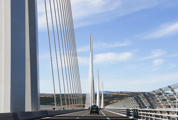 мост Мийо во франции 7 (700x474, 337Kb)