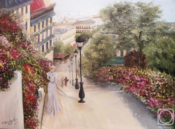 Весенний Париж (700x516, 278Kb)