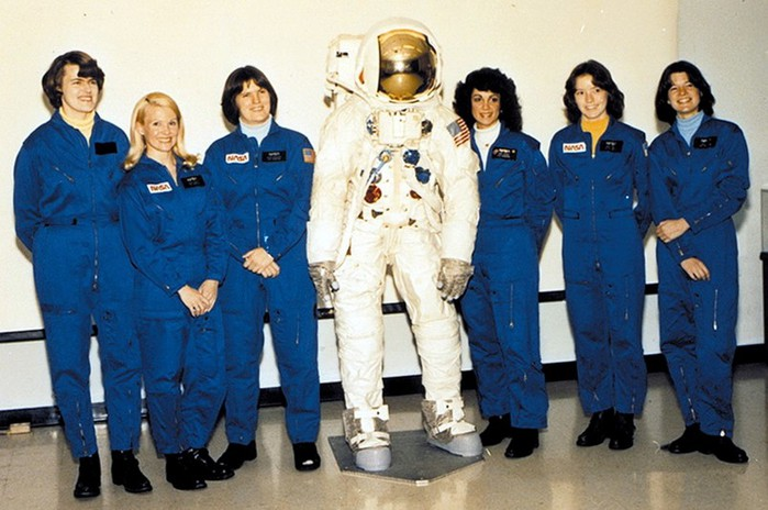 Джудит Резник — астронавт с женским обаянием! Биография