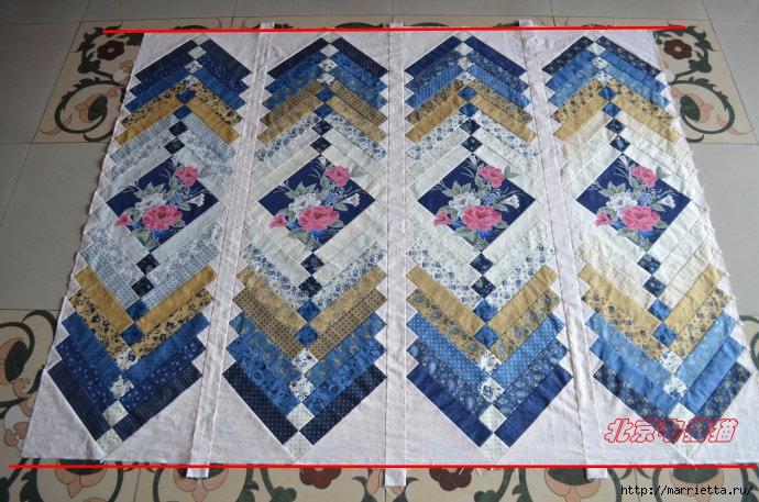 Лоскутное панно-ковер на стену. Пошаговый МК (34) (690x457, 287Kb)