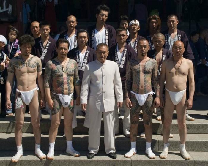 Якудза: 10 самых страшных тайн японской организованной преступности