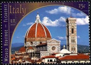 Флоренция. Собор и колокольня Джотто (306x218, 49Kb)