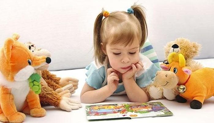 Советы родителям: Учим читать пятилетнего ребенка дома!