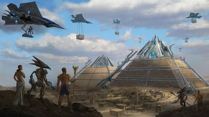 Какие загадки в египетских пирамидах и почему ученые их не решили