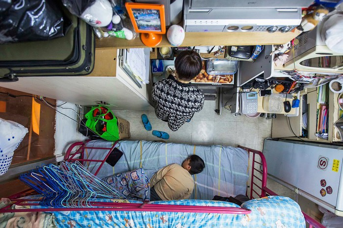 Как живут люди в самых маленьких и тесных квартирах мира