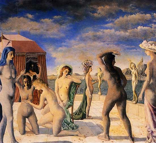 1943-Paul-Delvaux-Les-Courtisanes-Huile-sur-Toile-122x186-cm-Bridgewater-Collection-Julien-Levy (550x505, 47Kb)