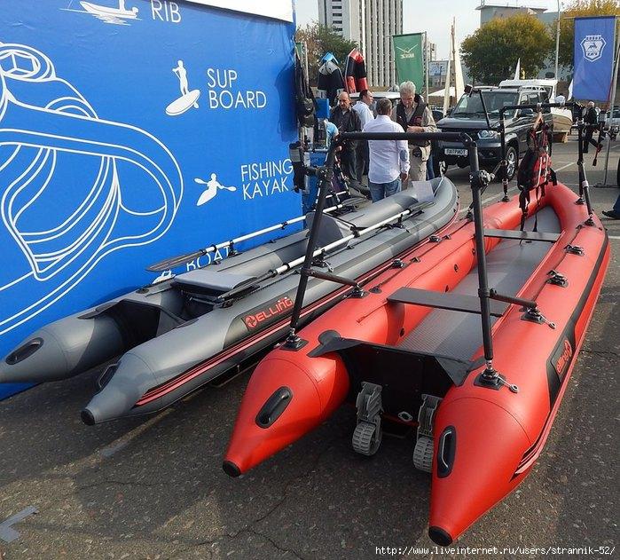 на какие лодки не нужно разрешение