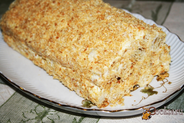 recipes9743 торт слоеное бревно (700x466, 410Kb)