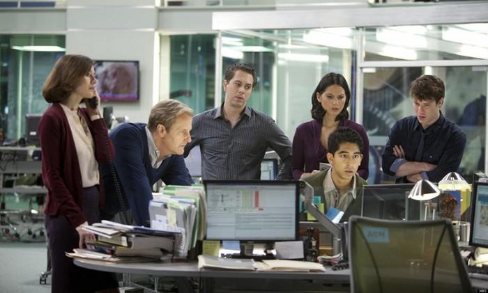 Новости (The Newsroom)   сериал для любителей американской политики
