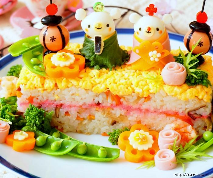 Детские суши. Можно ли давать детям суши (2) (700x587, 312Kb)