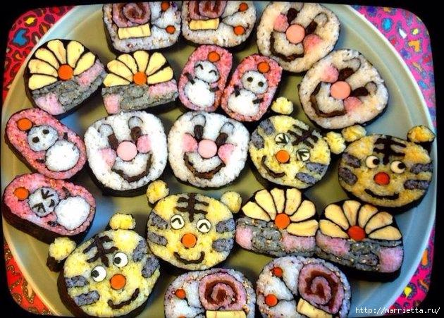 Детские суши. Можно ли давать детям суши (12) (630x451, 247Kb)