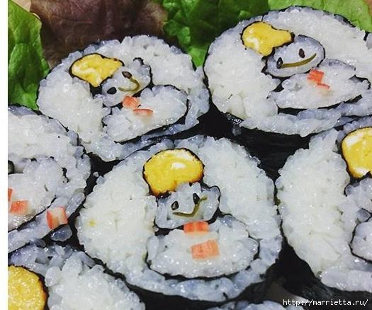 Детские суши. Можно ли давать детям суши (14) (525x438, 176Kb)