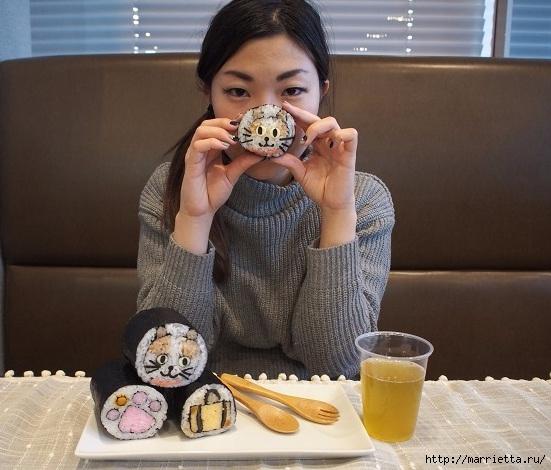 Детские суши. Можно ли давать детям суши (16) (551x470, 170Kb)