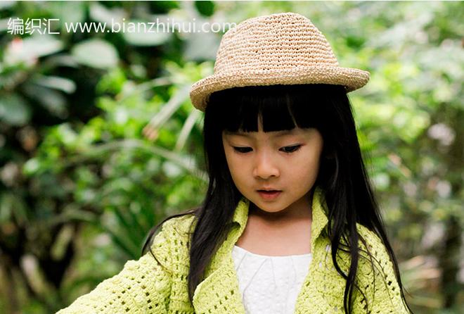 Вязание крючком шляпки для девочки (2) (660x446, 555Kb)