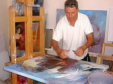 Творчество  художника Willem Haenraets