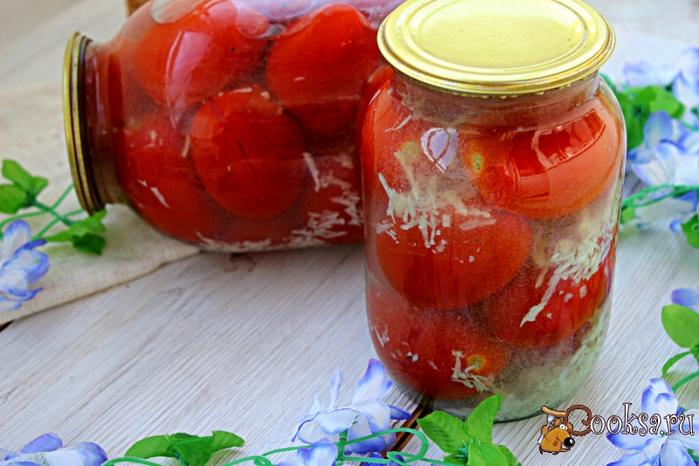 recipes9545 маринованные помидоры с чесноком (700x466, 401Kb)